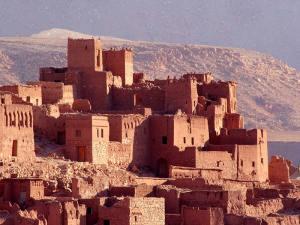 Aït ben Haddou près de Ouarzazate