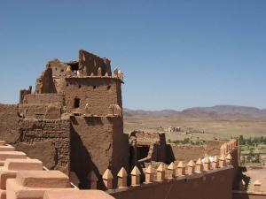 Kasbah de Tifoultoute près de Ouarzazate