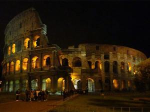 Le Colisée, le plus grand amphithéâtre romain