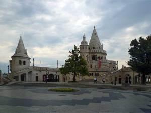 Le Bastion des Pêcheurs à Buda