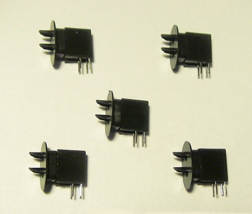 5 NEW HO SCALE 2 POSITION GREEN OVER RED D TYPE DWARF SIGNALS eBay