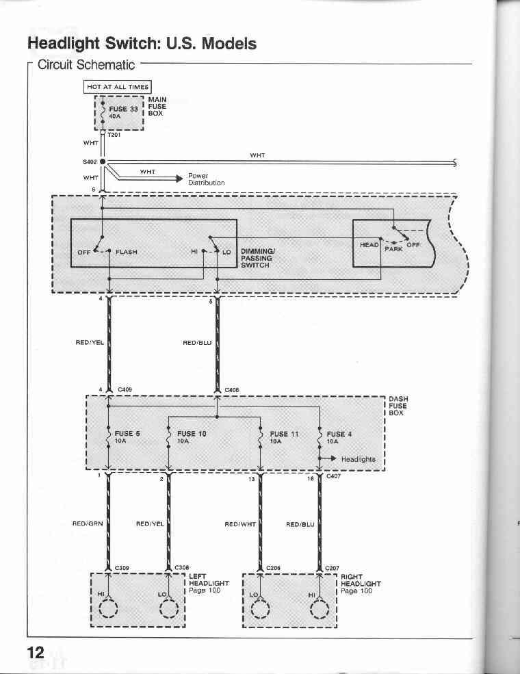 1990 Honda Crx Radio Wiring Diagram Wiring Diagram Library