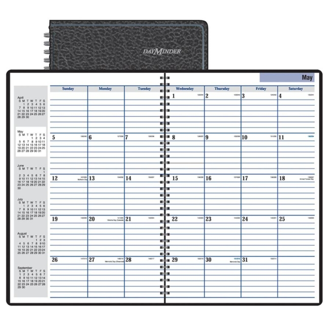 At-A-Glance Monthly Academic Planner - Quickship
