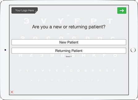 Optometrist Patient Survey Feedback QuickTapSurvey