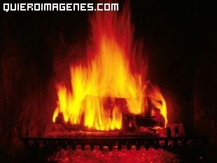 Free Animated Fireplace Wallpaper Chimenea Encendida