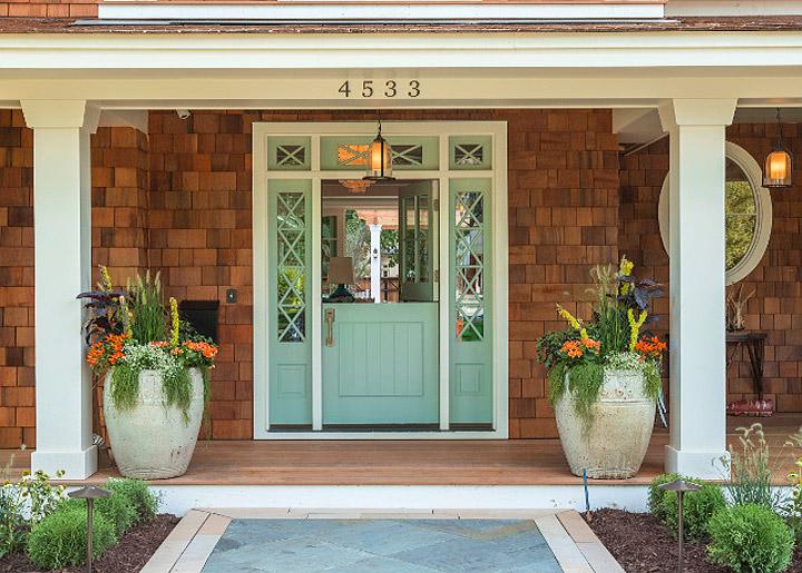 Quiet Corner:Front Door Entrance Ideas