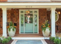 Quiet Corner:Front Door Entrance Ideas - Quiet Corner