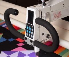 apqs millennium longarm quilting machine for sale