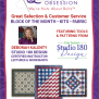 Our Schedule For 2019 2020 Quilter S Obsession