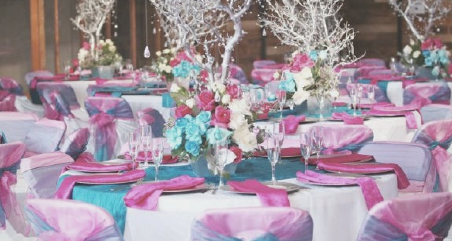 How To Combine Colors For Your Quince Theme Quinceanera