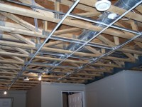 How to Install an Acoustic Drop Ceiling - quinju.com