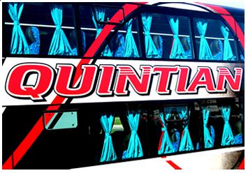 Empresa transporte quintian