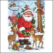 Qui chantait dans Noël à gogo V'l'à l'père Noël des joujoux plein la tête, il tombe du ciel à grand coup de trompette ?