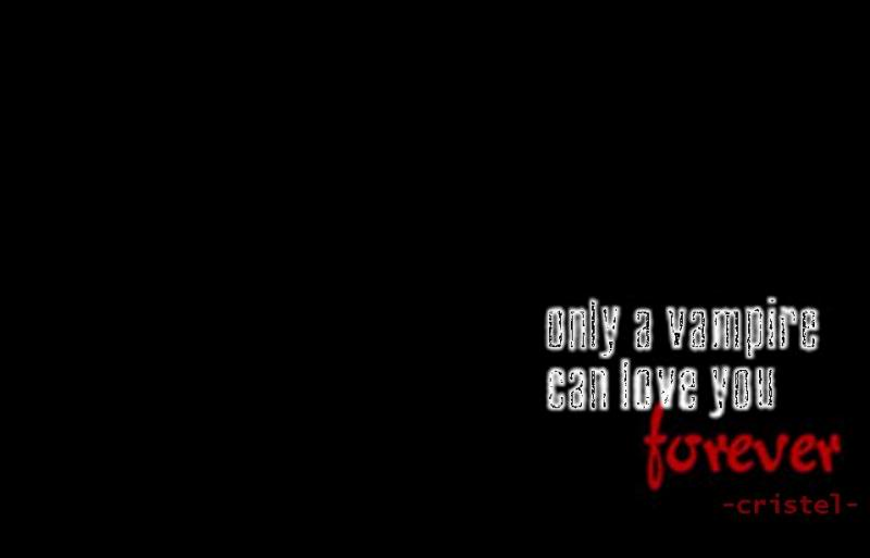 Vampire Love Quotes Wallpaper Famous Quotes About Vampire Sualci Quotes