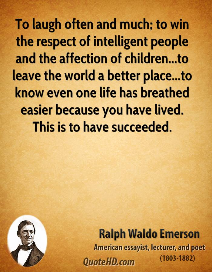 ralph waldo emerson education essay quotes Ralph waldo emerson lectures emerson on education [this essay was put together after emerson's death from a number of commencement and similar.
