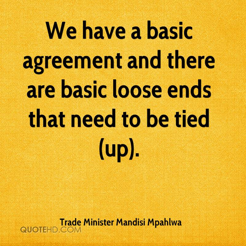 Trade Minister Mandisi Mpahlwa Quotes QuoteHD