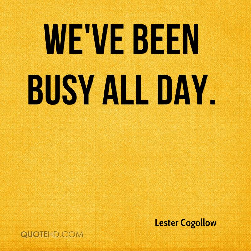 Lester Cogollow Quotes QuoteHD - allday quotes