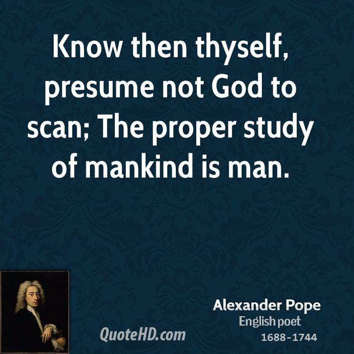 Alexander Pope Quotes QuoteHD