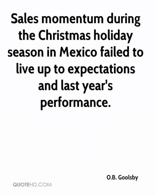 Medium Of Holiday Season Quotes