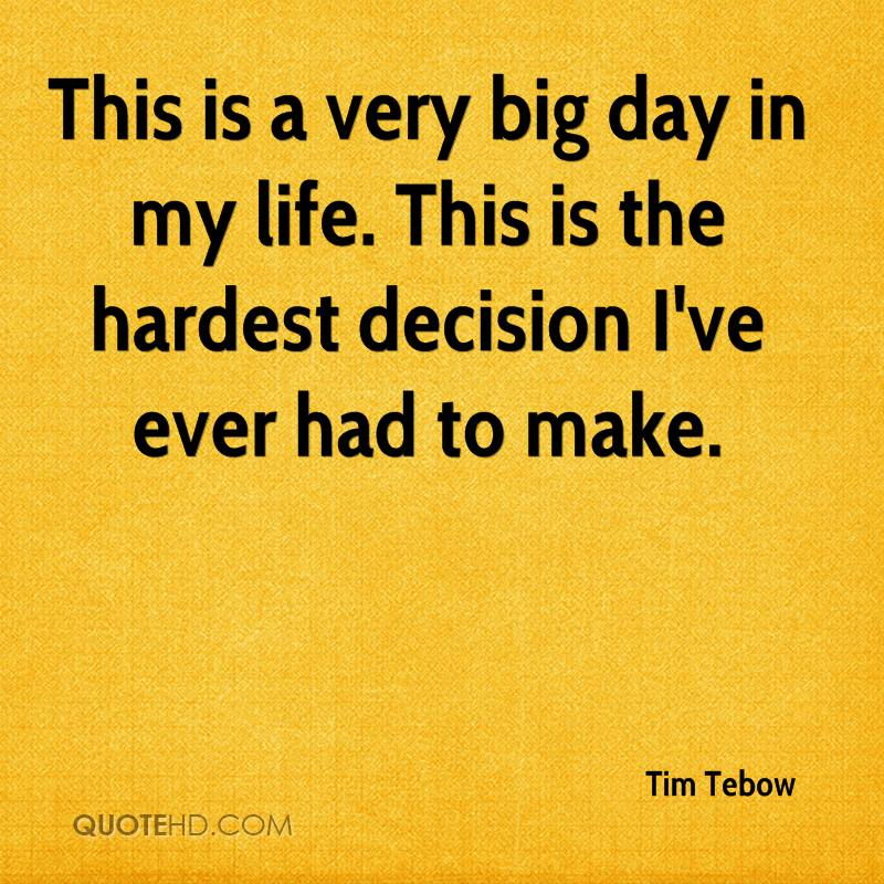 Tim Tebow Quotes QuoteHD