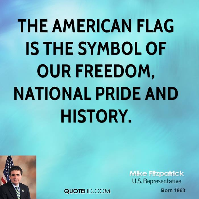 Famous Patriotic Quotes Wallpapers American Flag Quotes Quotesgram
