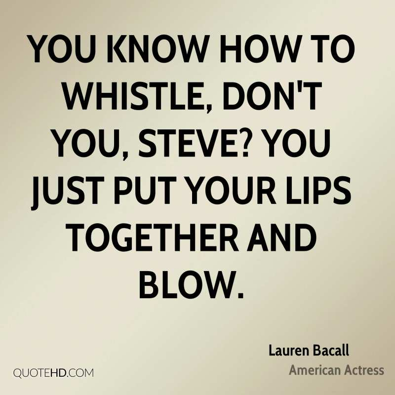 Large Of Put Your Lips Together And Blow