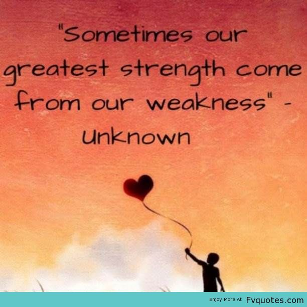 Personal strength and weakness in resume PERPETUITYGREEDGQ