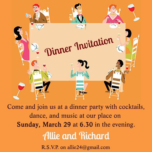 team dinner invitation wording xv-gimnazija