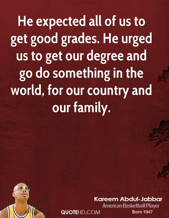 Quotes about Grades (203 quotes)