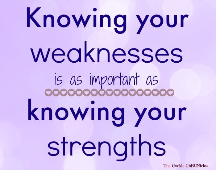 Quotes about Weakness being good (20 quotes)