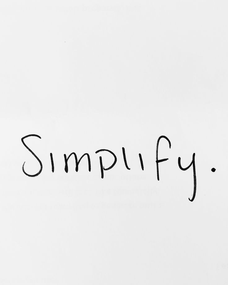 Quotes about Simplified (83 quotes) - simplify quote