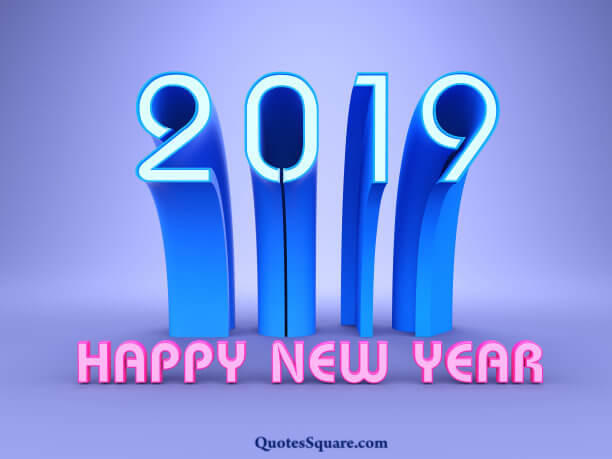 Best Happy New Year 2019 Wallpaper Images for Desktops in HD - Happy