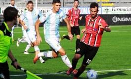 Virtus Entella - Massese 1 - 1 gara amichevole. Highlights di Umberto Meruzzi del 20/08/17