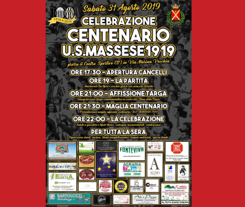 Esclusiva ed anteprima QA: video conferenza stampa integrale di presentazione dell'evento clou per i festeggiamenti del centenario della Massese.