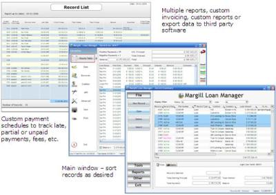 Margill Loan Manager 3.2 Free Download