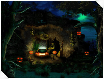 Free Fall Pumpkin Desktop Wallpaper Halloween Night Screensaver 1 0 Screenshots