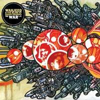 Waajeed - The War LP