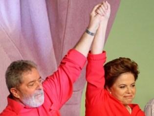 Lula og Dilma