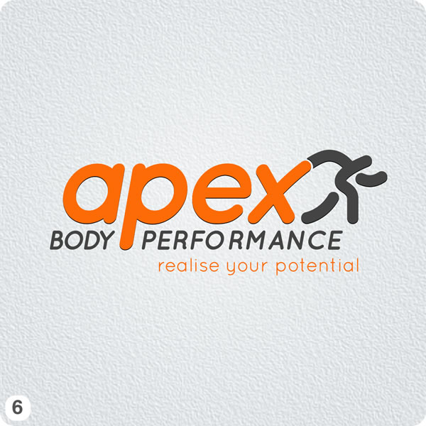 PT #logo #fitness #inspiration Apex Body Performance logo - fitness trainer resume