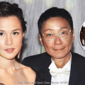 Sean Eav, Gigi Chao (centre) & her father (inset)