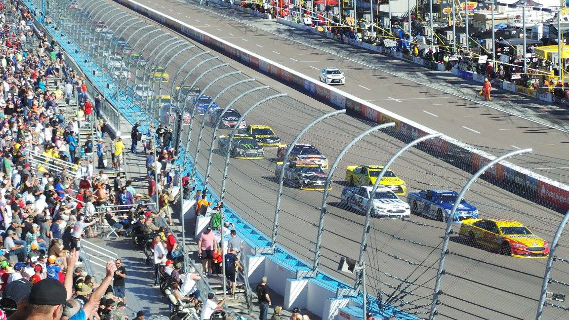 Phoenix NASCAR Ticket Package - November 2018 - Hotel and Pit Pass