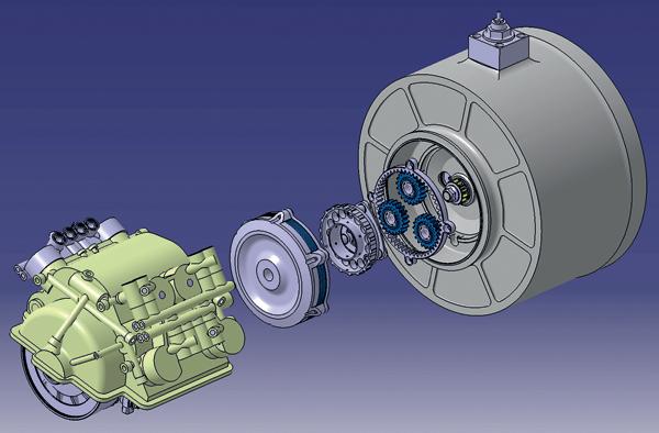 Flywheel hybrid systems (KERS) - Racecar Engineering