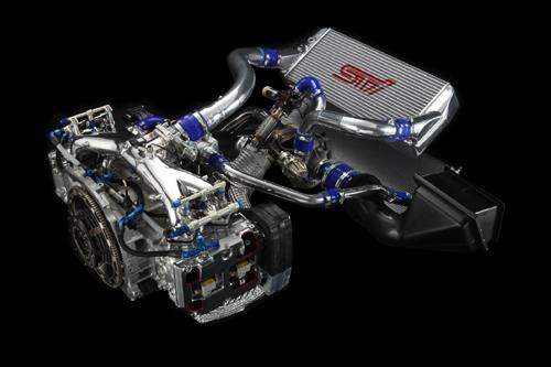 Flat four Powering the Subaru BRZ GT300 - Racecar Engineering