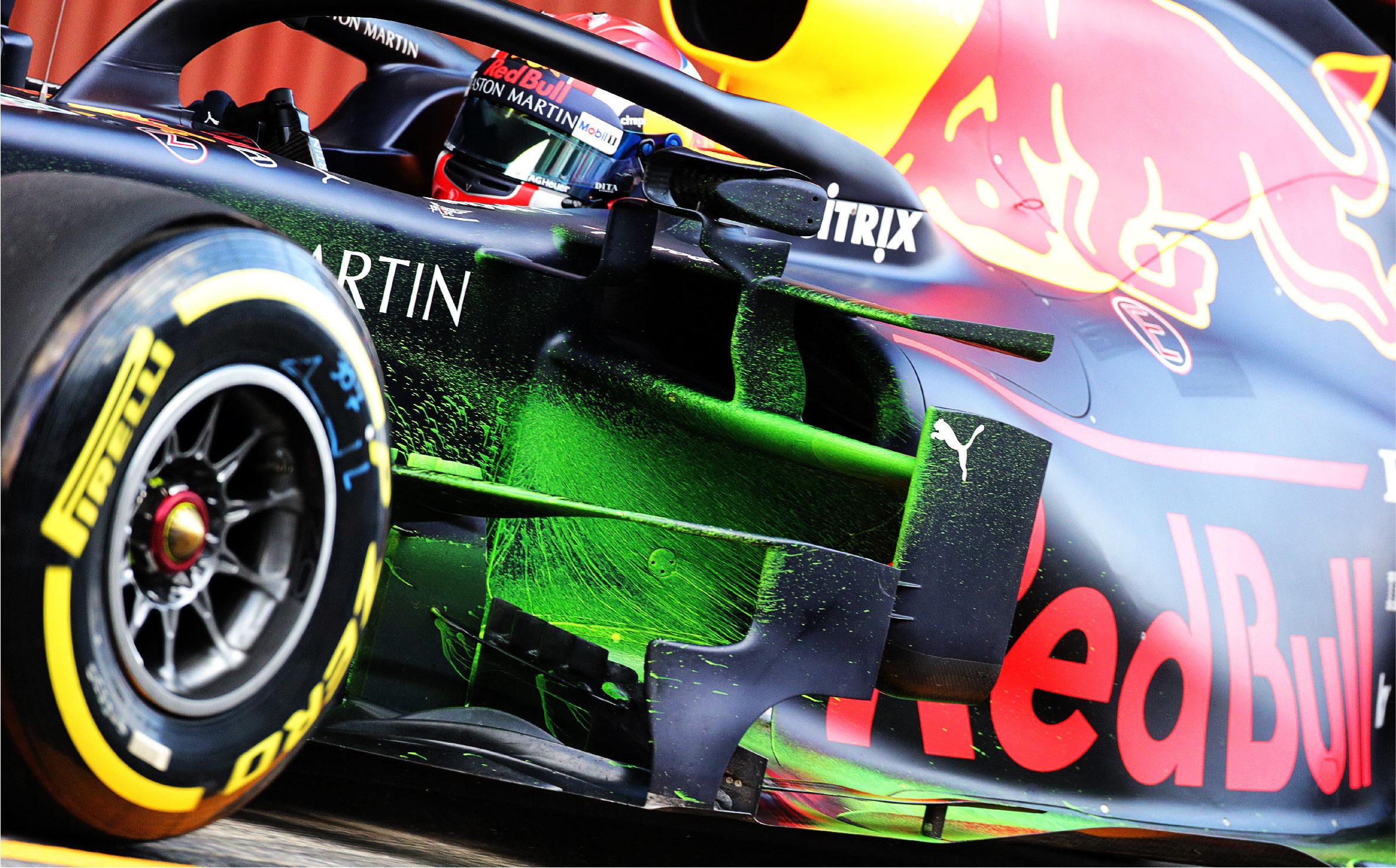 Formula One Car Wallpaper F1 Red Bull Rb15 Testing Update Racecar Engineering