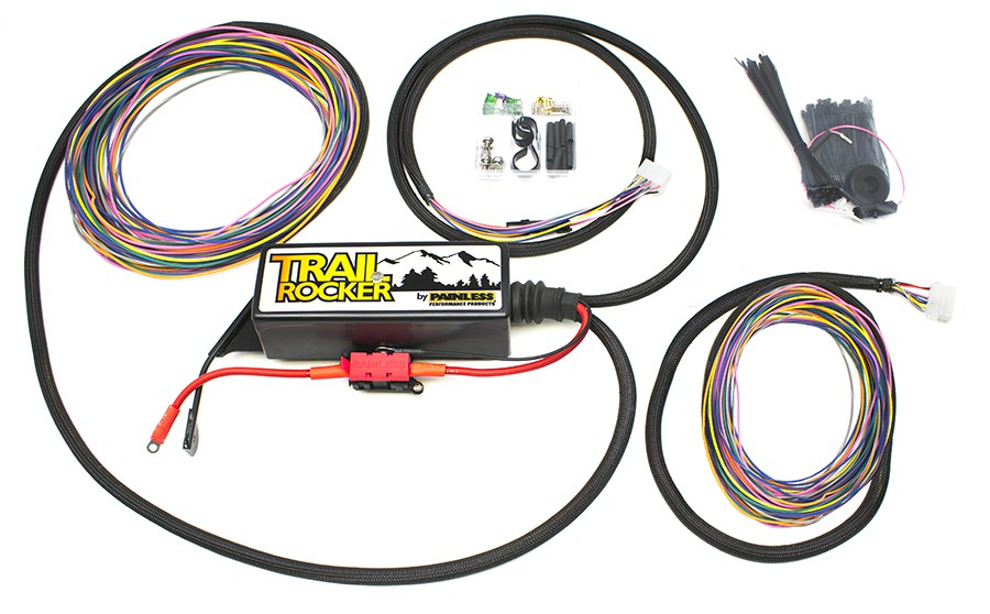 Race Car Wiring Harness Painless 50003 Universal Wiring Diagram