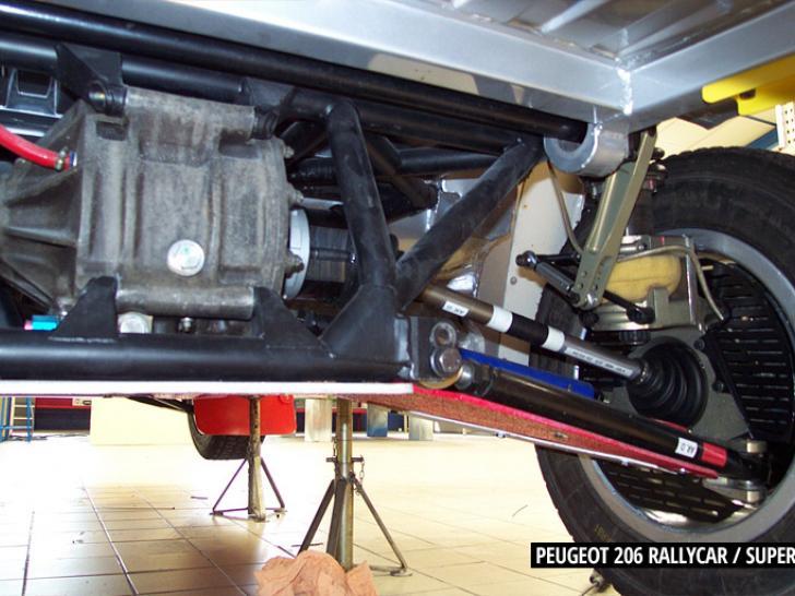 100cc Engine Diagram Peugeot 206 Rallycar Supercar With Seat C 243 Rdoba Wrc Engine