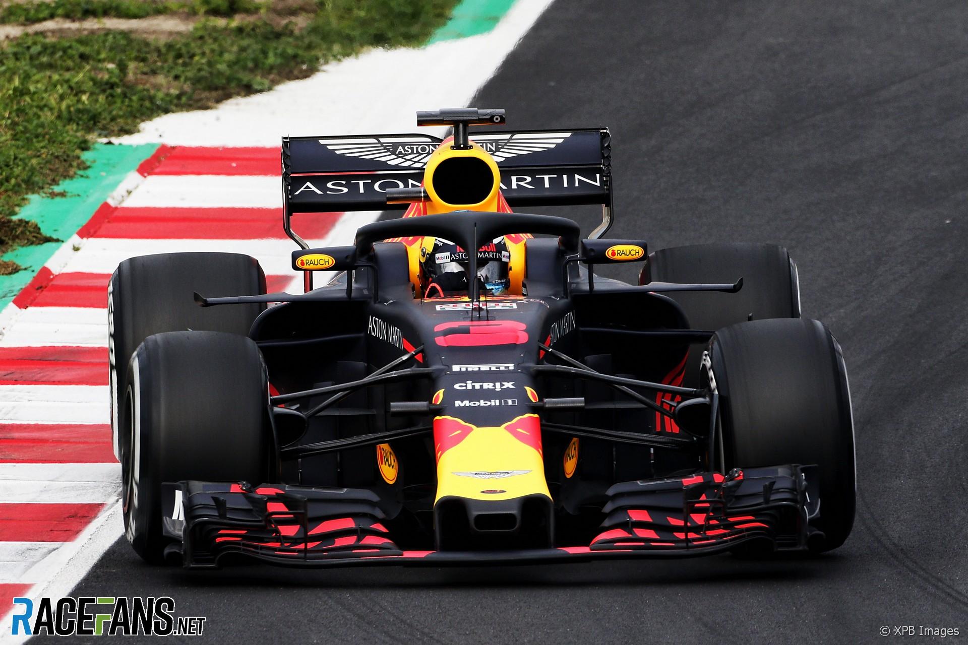 Rain Live Wallpaper Hd Ricciardo Fastest As Rain Hampers First Test Of 2018