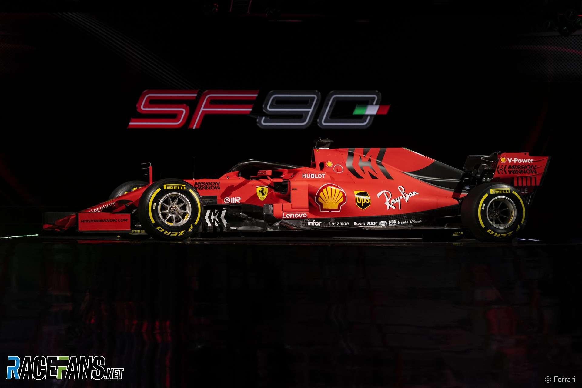 Car Crash Wallpaper Ferrari Sf90 Launch 2019 183 Racefans