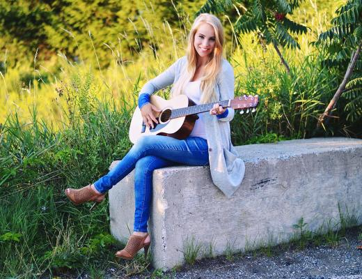 Why I Love Music by Rachael Burgess