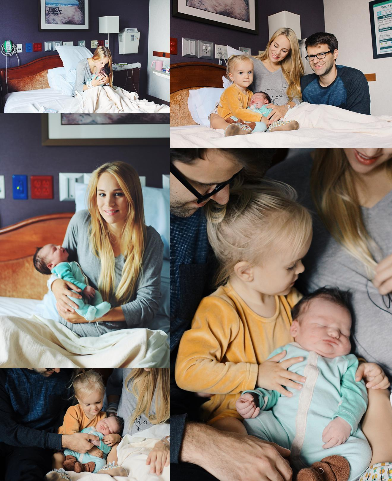 Zanders Birth Story